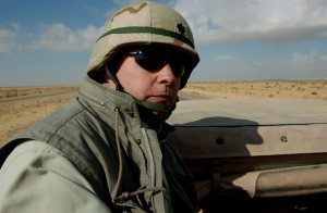While Reporting for the Denver Post, Ron Franscell was dispatched to the Middle East to write about the early days of the War on Terror