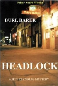 Buy Burl Barer's Mystery book Headlock