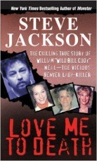 Buy Steve Jackson's book Love Me to Death