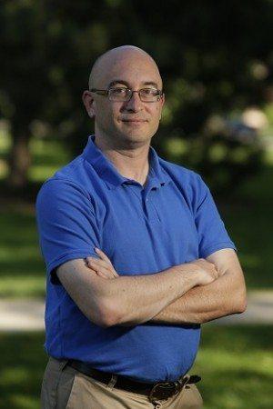 Author John Ferak