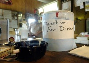 BODY IN BED Free Dixie fund