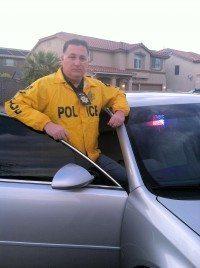 Las Vegas Detective Bradley Nickell