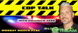 Cop Talk radio with Dominick Izzo