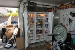 Another commercial freezer