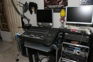 Commercial sound equipment