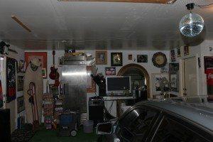 Daimon's garage