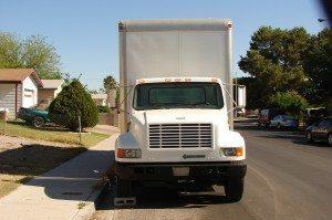 Bobby's cargo truck