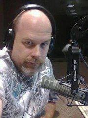 Darkness Radio Host Dave Schrader
