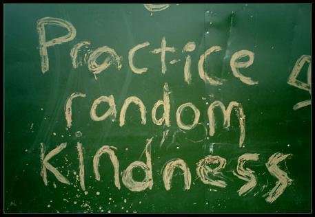 Practice Random Kindness