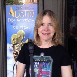 Debbi at Austin Film Festival
