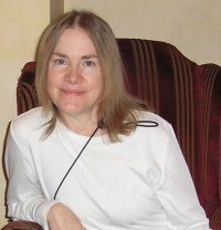 Debbi Mack, author of IDENTITY CRISIS and the Sam McRae mystery series