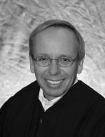 Douglas County District Judge J. Russell Derr of Omaha