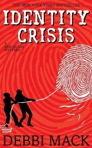 IDENTITY CRISIS:  Myatery Books Available