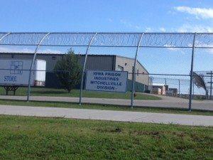 Prison in Mitchellville, Iowa
