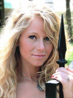 Author Amy Leigh Simpson