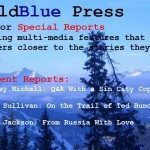 WildBlue Press Beyond the Book: Author Special Reports