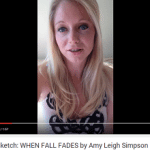 Character Files: Fiesty Girl Next Door Sadie from WHEN FALL FADES by Amy Leigh Simpson