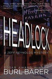 HEADLOCK: A Jeff Reynolds Mystery