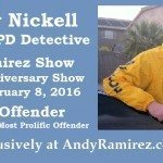 Author Bradley Nickell on the Andy Ramirez Show