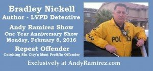 Bradley Nickell on the Andy Ramirez Show