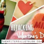 Amy Leigh Simpson on Hijacking Valentine's Day