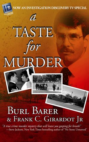 A TASTE FOR MURDER: Available