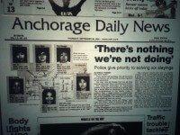 Newspaper Cover