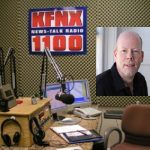 WildBlue Press Author Bradley Nickell on KFNX 110AM