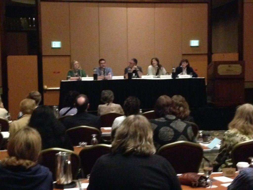 A panel at SinC Hollywood on adapting work from page to screen.