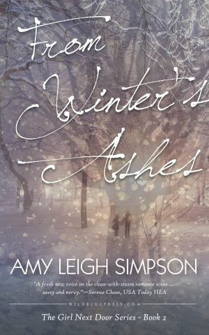 FROM WINTER'S ASHES: The Girl Next Door Series - Book Two - Cover Image