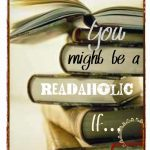 Author Amy Leigh Simpson: You Might Be A Readaholic If…