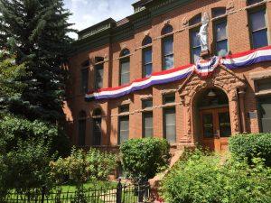 Aspen courthouse