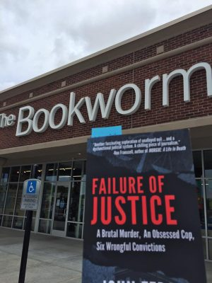 FAILURE OF JUSTICE book