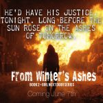 Amy Leigh Simpson's Second Book FROM WINTER'S ASHES Is Another Instant Hit!