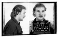Police mug shot of Thomas W. Winslow.
