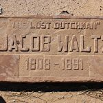 CREVICE Author Janice Boekhoff: Will the Real Lost Dutchman Please Step Up?