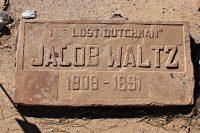 Jacob Waltz Grave