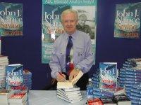 John Nance Signing