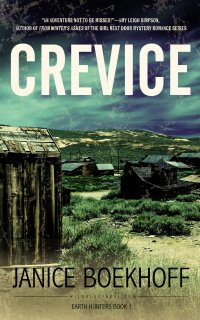 Crevice cover