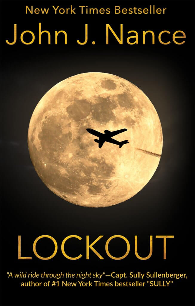 LOCKOUT by John J. Nance, Sully blurb