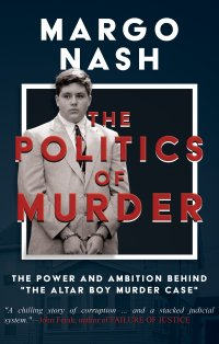 The Politics of Murder will be released Nov. 22. Pre-order now and save!