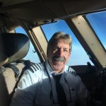 Aviation Thriller Author Les Abend