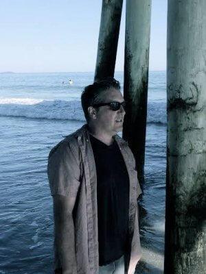 Author Brian Whitney