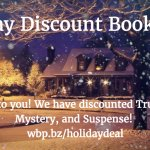 "WildBlue Press Delivers A ""Holiday Discount Book"" Deal!"""
