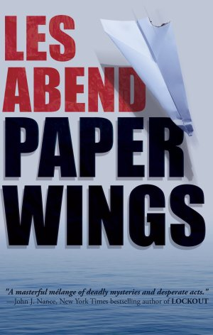 PAPER WINGS:  Thriller Books Available