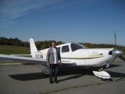 PAPER WINGS' Les Abend Discusses How His Passion For Flying Has Helped His Writing