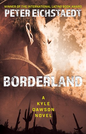 BORDERLAND:  Thriller Books Available