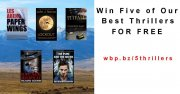 Contest To Win Five (5) Thriller Books for FREE @wildbluepress