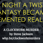 True Crime Author Steve Jackson Discusses Death Penalty From Epilogue Of A CLOCKWORK MURDER
