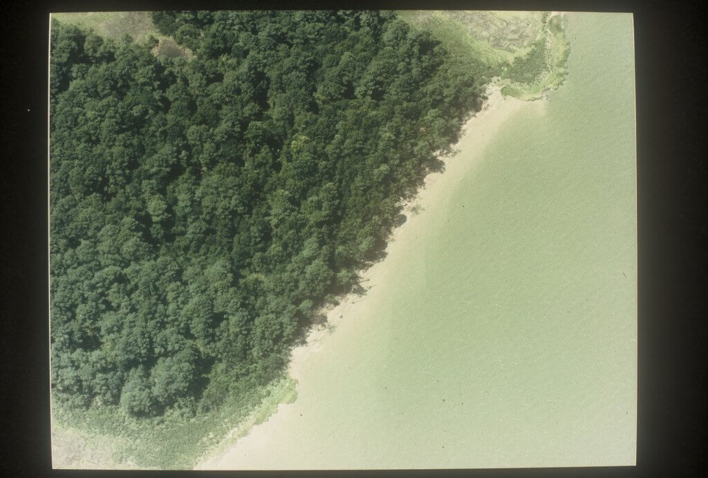 Ragged Island Where Remains Were Found